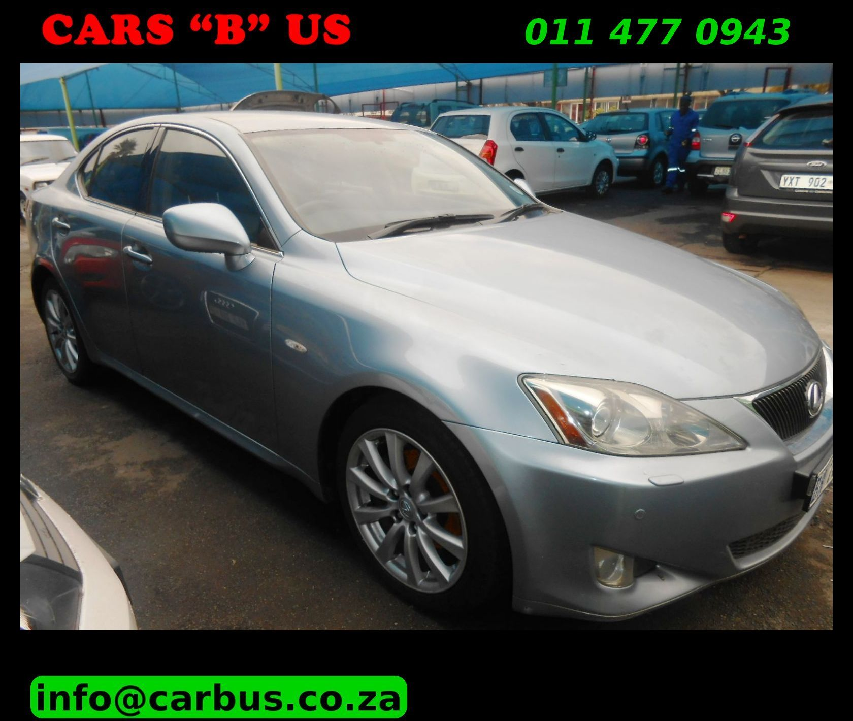 """2006 Lexus Is 250 Awd For Sale: Contact Cars """"B"""" Us For Used Cars For Sale"""