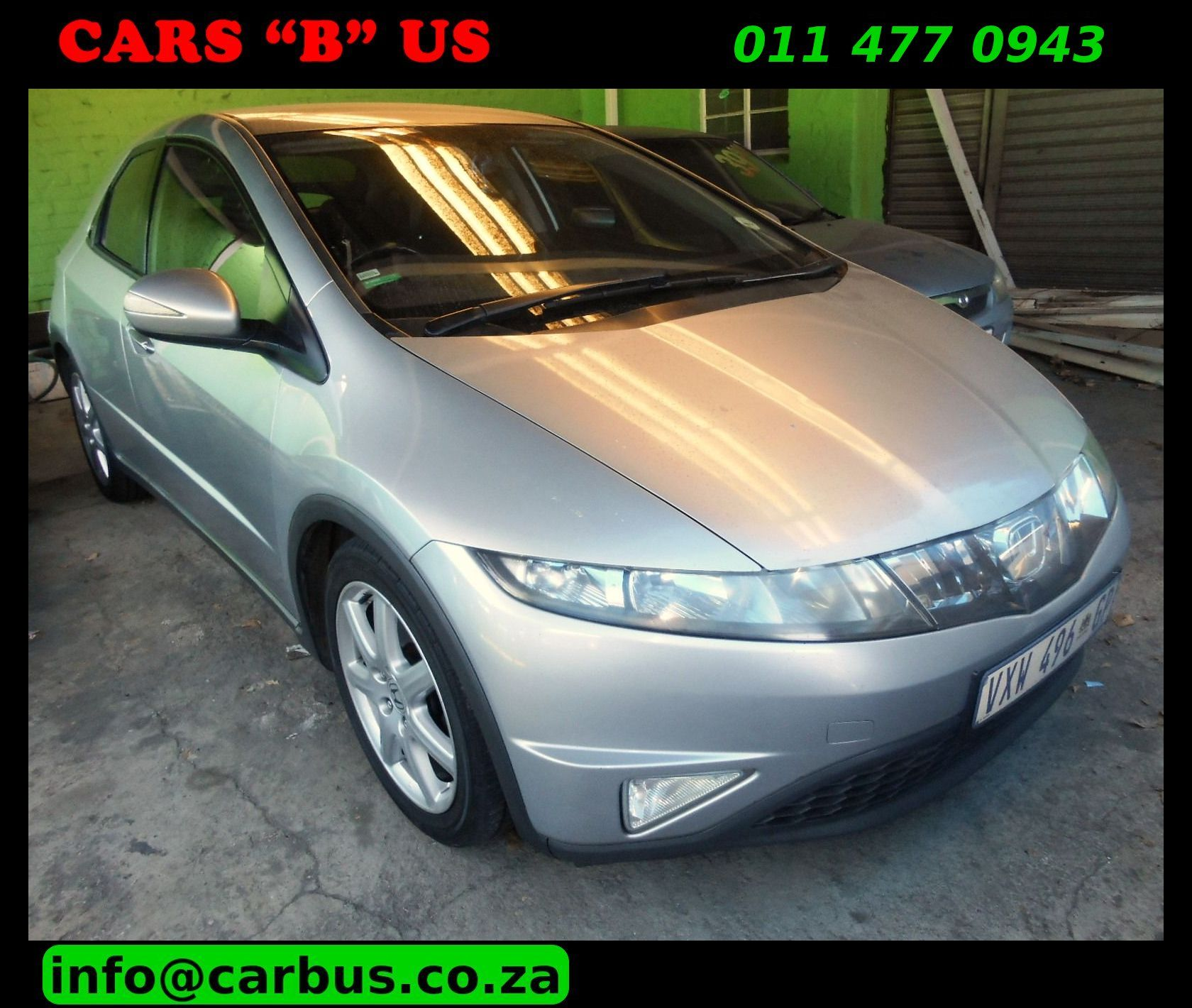 Contact cars b us for used cars for sale for Honda roadside phone number