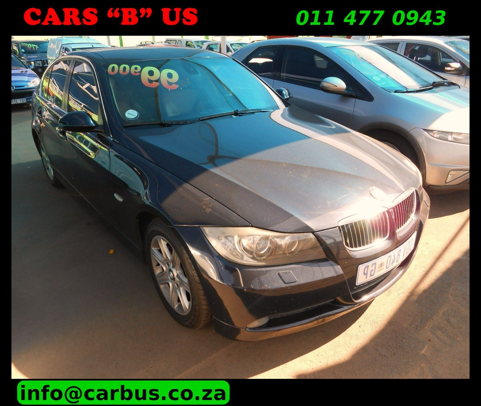 """2005 Bmw For Sale: Contact Cars """"B"""" Us For Used Cars For Sale"""