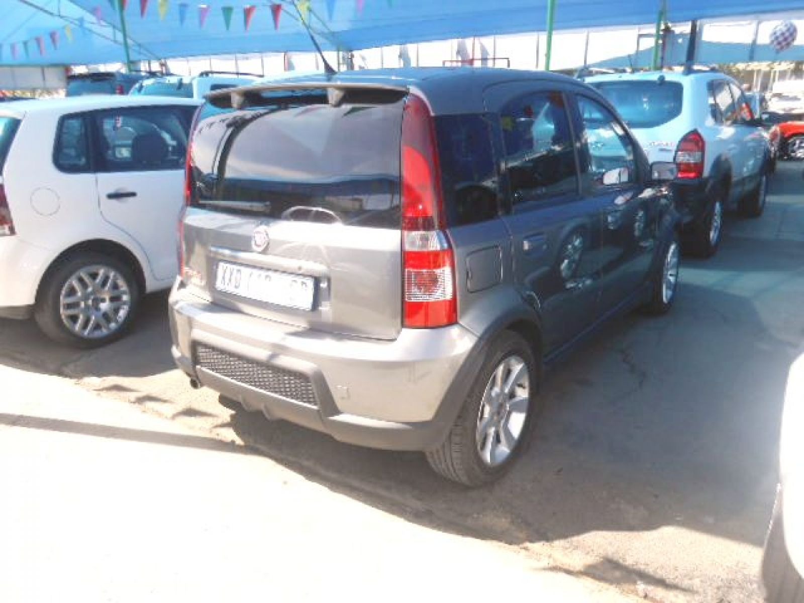 Pre Owned 2009 Fiat Panda 1 4 Sport Hp100 Available From