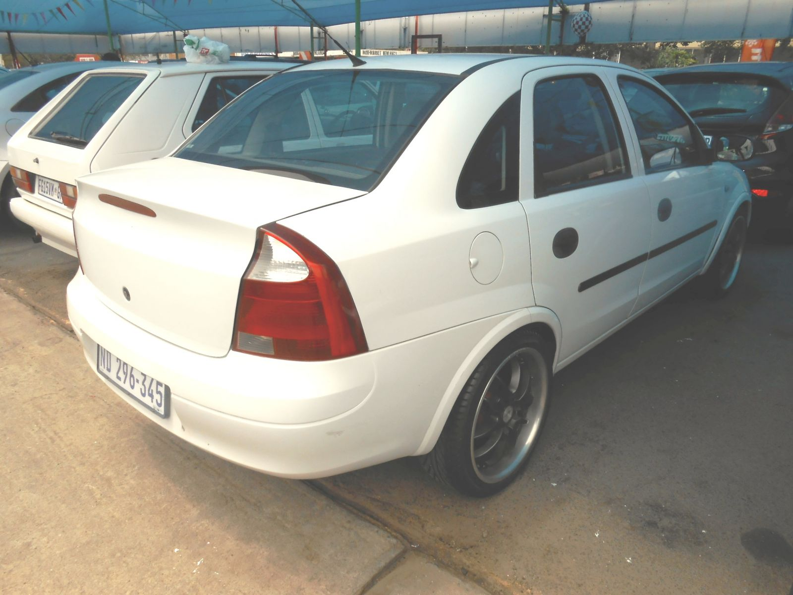 Opel Corsa 2002 On Corsa Classic 1 6 Comfort For Sale In Roodepoort Gauteng