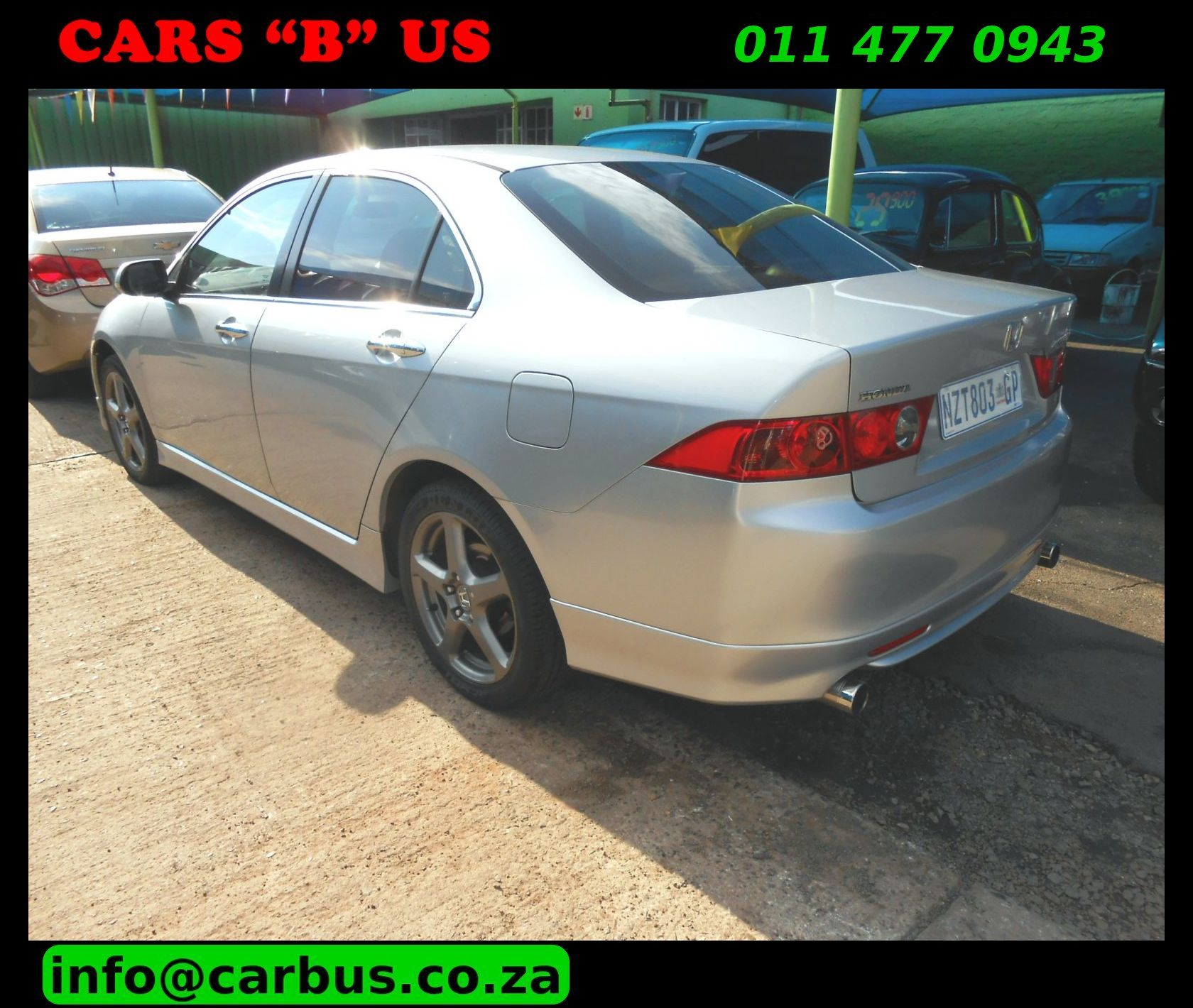 honda accord 2 4 type s for sale in roodepoort gauteng. Black Bedroom Furniture Sets. Home Design Ideas