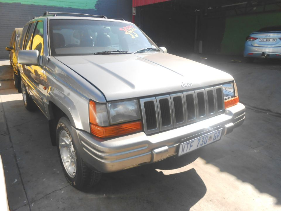 Jeep Grand Cherokee Ltd 4 0 For Sale In Roodepoort Gauteng