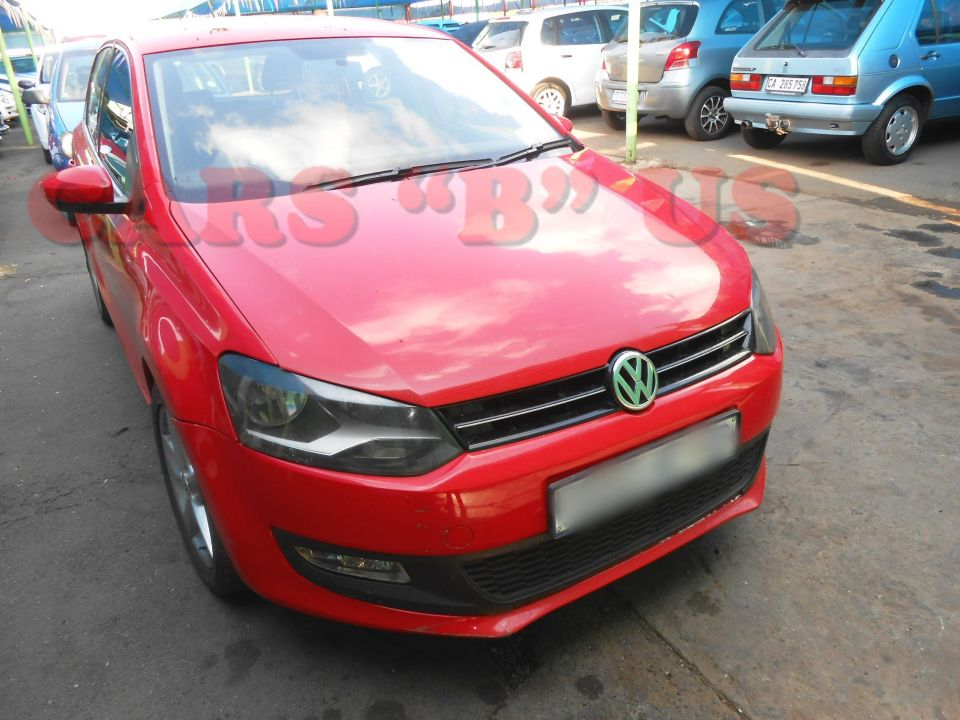 volkswagen polo 1 6 tdi comfortline 5dr for sale in roodepoort gauteng. Black Bedroom Furniture Sets. Home Design Ideas