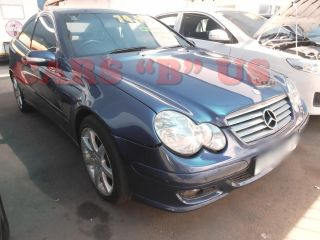 C-CLASS COUPE C CLASS 2000 - 2007 C230 V6 COUPE