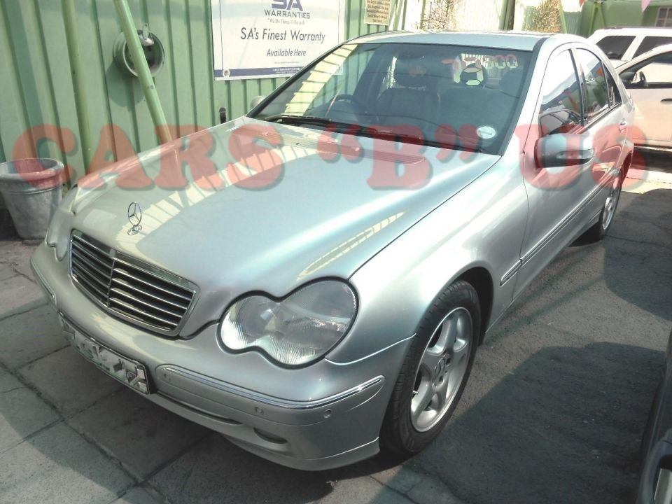 Pre owned 2004 mercedes benz c180k classic available from for Mercedes benz finance address
