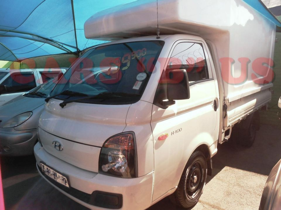 HYUNDAI H100 / BAKKIE H100 2.6D F/C D/S for sale in ...