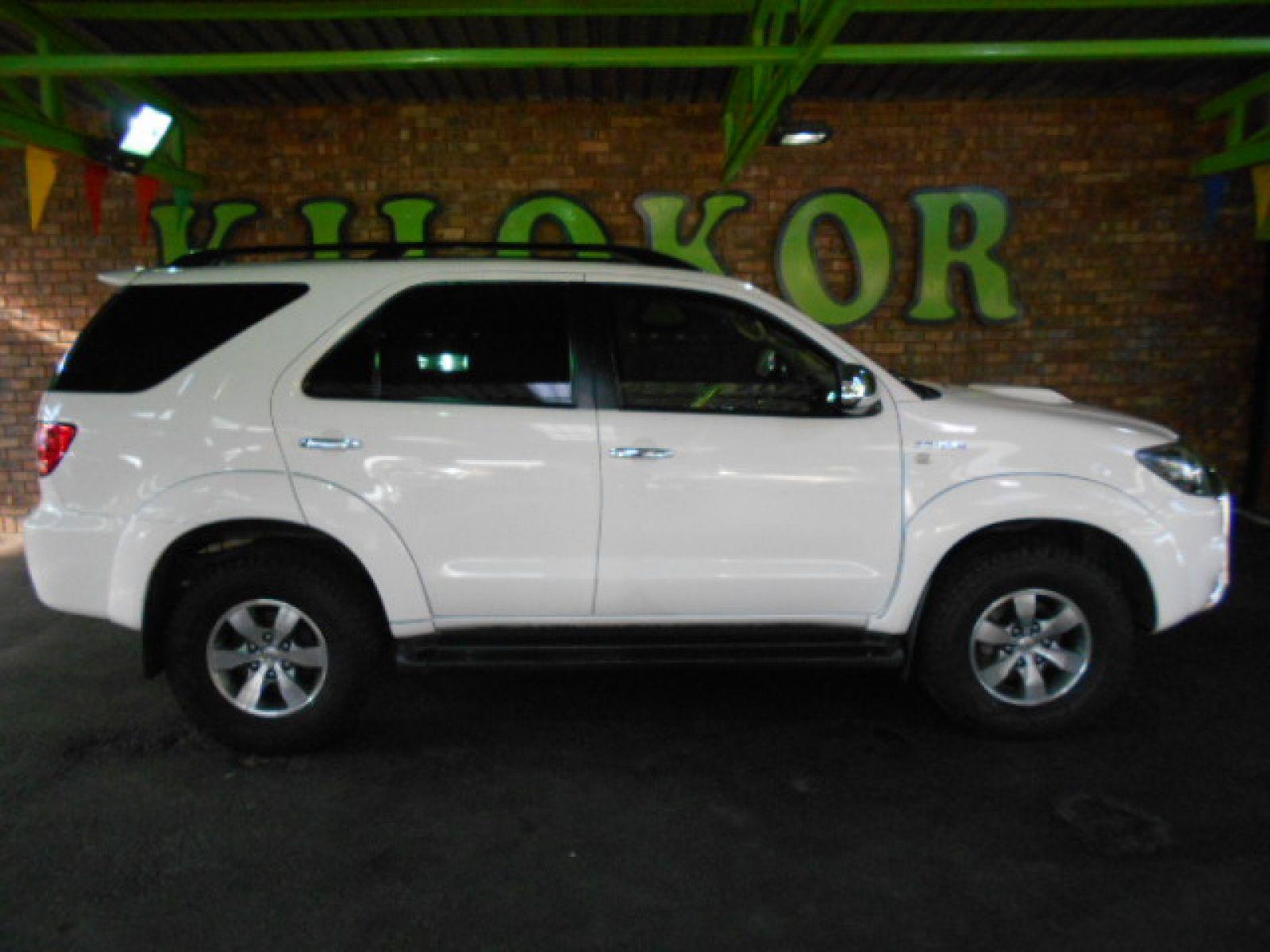 Kelebihan Kekurangan Toyota Fortuner 2008 Harga