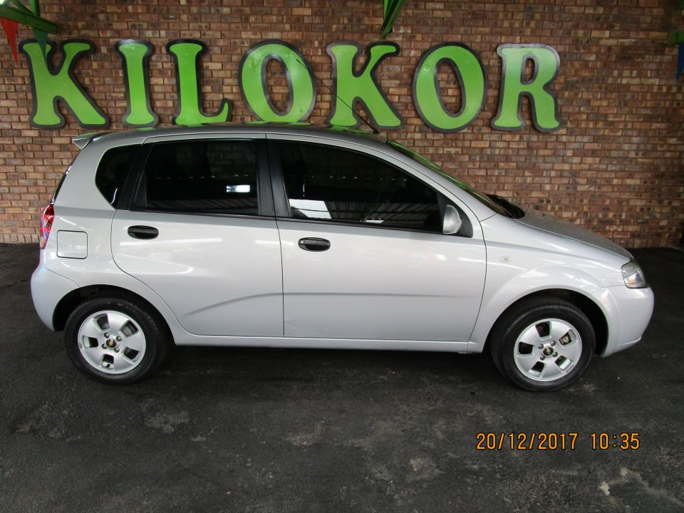 Aveo Aveo Aveo 16 Lt 5dr Specifications Kilokor Motors