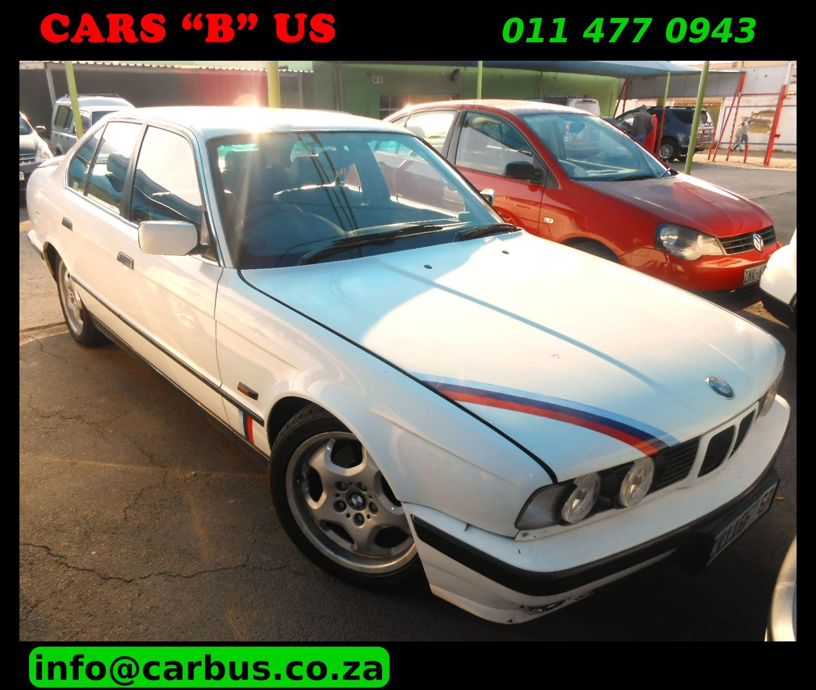 """1994 Bmw 525i: Contact Cars """"B"""" Us For Used Cars For Sale"""